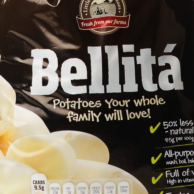 Bellita Potatoes